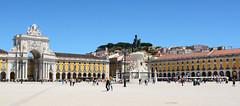 Praa do Comercio (kalakeli) Tags: portugal lisbon may mai april praa lissabon 2016 praadocomercio