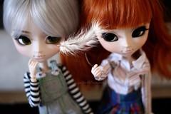 It's LeviOsa, not LeviosA. (Juju DollPassion) Tags: doll dolls harrypotter wig chan nana pullip custom hermione granger nanachan obitsu ddalgi arrietty
