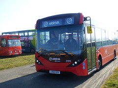 South East Bus Festival 2016 (Tobytrainspotting13) Tags: bus festival south east 200 enviro arriva thameside 2016 detling mnc tobytrainspotting13