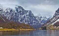 Nryfjorden at Nry (Bakka) (iharsten) Tags: nryfjorden bakka nry thenryfjord fjord norway march westcoast 2016