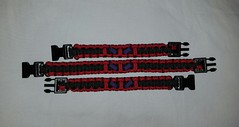 """Paracord  """"Family"""" Bracelet (HollyBear81) Tags: paracord"""
