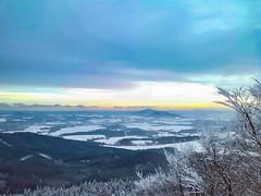 Hochwald - 752 m (trekkpics) Tags: travel holiday berg trekking urlaub berge turm wandern reise felsen gebirge 2014 zittau zittauer gipfel hory oberlausitz lausche oybin lausitzer hochwald luick lu