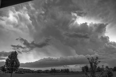 passing by (Arniesra) Tags: storm oklahoma clouds pm hdr bixby
