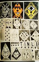 No son tringulos, me equivoqu!!  #drawing #drawings #dibujos #dibujo (DIGIPOPS) Tags: drawing drawings dibujos dibujo