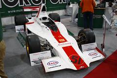 1973 Shadow DN1 Formula 1 (Graham Hill) 3000cc - Race Retro 2016 - Stoneleigh Park, Coventry (anorakin) Tags: grandprix coventry formula1 1973 2016 grahamhill stoneleighpark 3000cc raceretro shadowdn1