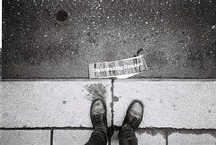 outstanding (Cantarini) Tags: street blackwhite sweden stockholm analogue