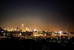 #Yokohama #skyline viewed at the hills of #Yamate (hijo_de_ponggol) Tags: skyline hills yokohama viewed yamate