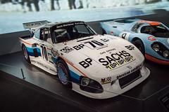 Petersen 111 (msteverphoto) Tags: museum tail automotive racing mans le porsche whale petersen k3 sachs 935