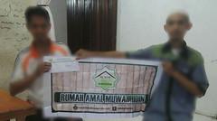 rumah amal muwahhidin - bantuan kesehatan Abdullah Nafi (rampontianak) Tags: abdullah nafi