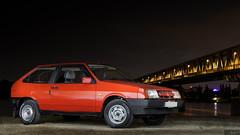 LADA 2108 (janochabel) Tags: light lightpainting car lada samara 2108