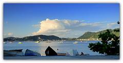 Jurujuba (o.dirce) Tags: cidade praia brasil riodejaneiro barcos natureza niteri jurujuba odirce