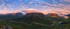The Coupall (J McSporran) Tags: mountains clouds landscape scotland highlands glencoe glenetive westhighlands buachailleetivebeag buachailleetivemor riveretive lairiggartain rivercoupall sronnacreise canon6d ef1635mmf4lisusm