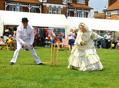 IMG_7589 (Graham  Sodhachin) Tags: cricket dickens broadstairs dickensfestival 2016 broadstairsdickensfestival