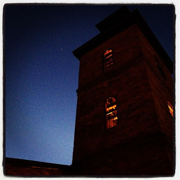Night Tower & Star