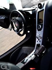 Mclaren MP4-12C interior (@GLTSA Over a million views) Tags: auto white cars car canon photography photo nikon exterior image photos interior images mclaren saudi autos jeddah rim rims saudiarabia iphone mp412c
