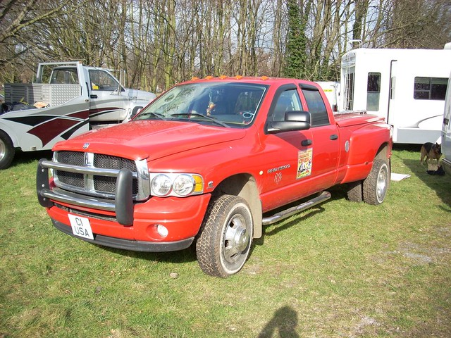bedford us circus american dodge ram unclesams c1usa
