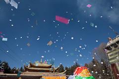 Tibetan new year,Aba,Sichuan (woOoly) Tags: china chinese tibet amdo aba tibetan  sichuan  zhongguo kirti tibetculture tibetanbuddhist gelugpa monlam tibetannewyear   tibetanculture monlamfestival   gelupa longda tibetnewyear  gerdeng tibetarea abacounty northofsichuan  gettyimageschinaq12012 gerdengmonastery monasterykirti templekirti  amdotibetregion yellowsect