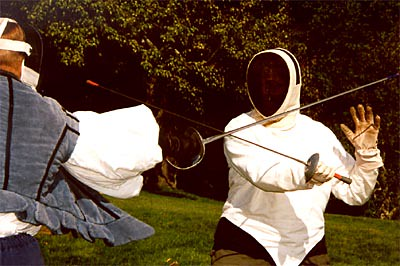 Fencing From a Fencer's Point-of-View