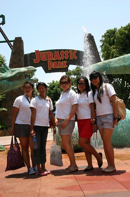 Jurassic Park Singapore