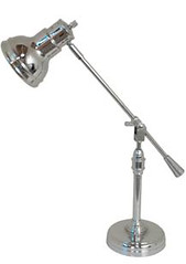 "4422 CHROME DESK LAMP • <a style=""font-size:0.8em;"" href=""http://www.flickr.com/photos/43749930@N04/6807252462/"" target=""_blank"">View on Flickr</a>"