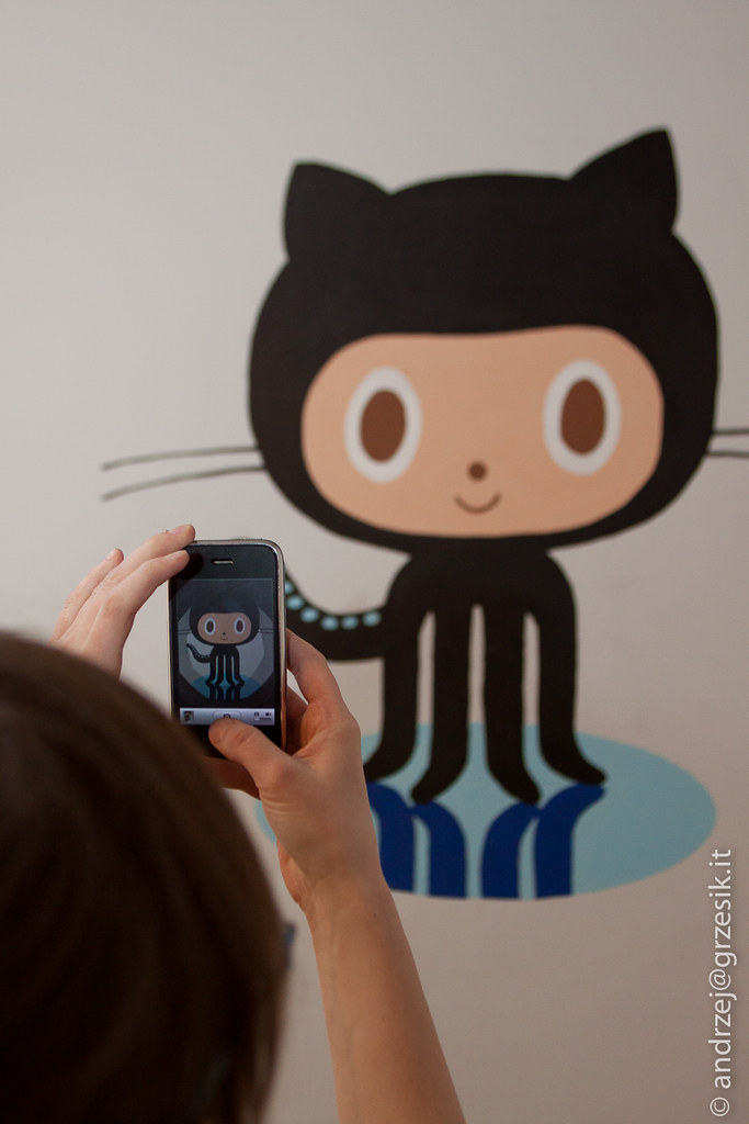 The World's newest photos of git and octocat - Flickr Hive Mind