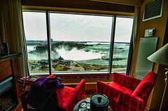 Niagara Falls, Ontario Canada (Jill Stier) Tags: canada niagarafalls hotel fallsview horseshoefalls marriothotel
