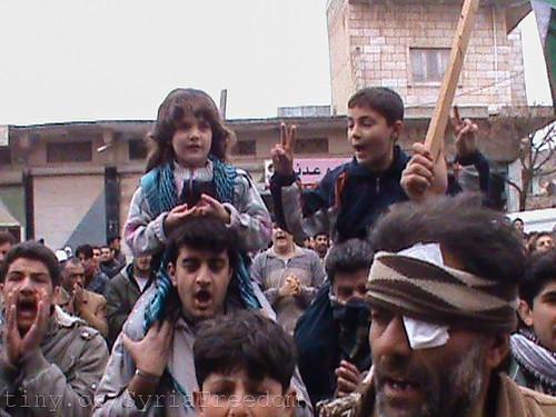 Syrian Children, From FlickrPhotos
