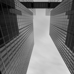 High I (Robert Mehlan - Munich) Tags: bw white black building robert architecture canon munich mnchen square iso architektur 5d sw 50 ef 1740mm schwarz hochhaus mkii hochhuser weis 500x500 mehlan