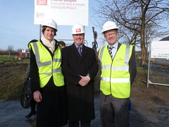 "With local SNP Councillor, Alison Thewliss and Minister for Housing, Keith Brown at the Gallowgate • <a style=""font-size:0.8em;"" href=""http://www.flickr.com/photos/78019326@N08/6835760072/"" target=""_blank"">View on Flickr</a>"