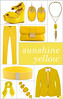 Kendra Scott Design Inspiration - Refreshing Sunshine Yellow