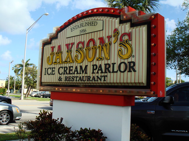 Jaxsons Ice Cream Parlor