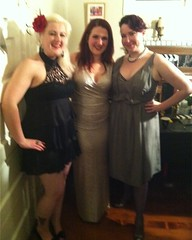 Emily, me and Kelly