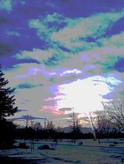 IMAG0415_Morning on Manzanita (STPhotographyCapturingLight) Tags: sunset mountains tree art clouds landscape photography design architechture unitedstates roadtrip canvas smartphone highart htc renonevada experimentalphotography hatcreek featherlake 20x30matt