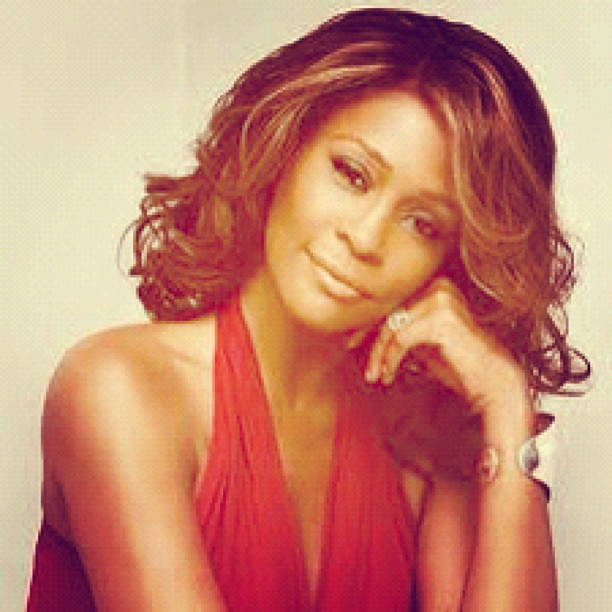 Rest well WHITNEY..