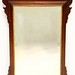 271. Antique Federal Mirror with Gilt Eagle