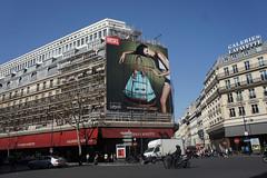 Diesel - Advertising (Miss-Beauty) Tags: paris france shopping ads bag pub galeries lafayette diesel sac galerieslafayette publicit    advertissement
