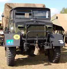 Karrier Army Truck (colinfpickett) Tags: usa green english truck army interesting war jeep military rally pickup lorry 1950s ww2 soldiers 1960s van fighting essex classictruck halftrack commer rootesgroup militaryvehicle vintagetruck karrier staffcar