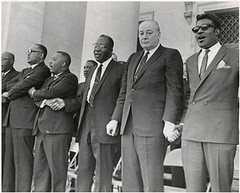 Governor Winthrop Rockefeller Honoring Dr. Martin Luther King, Jr.