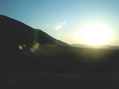 Road to Gandia 12' (Darioo Diaz) Tags: espaa sol valencia sunrise de spain picture paisaje scene miramar comunidad valenciana 2012 gandia apuesta comunitat gandas