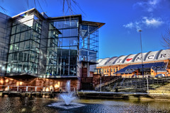 I Love MCR (Manchester) (KEASLA) Tags: city jared love photoshop canon manchester photography eos hall photo flickr photographer photograph website hull facebook citys bridgewater mcr bridgewaterhall twitter ilovemcr keasla keaslaphotography jaredhull