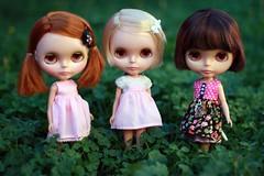 60/365 AKAD Vivienne, Harriet & Annabelle