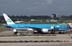 PH-BQB (airlines470) Tags: klm 777 ams phbqb 33712