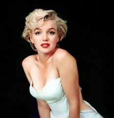 Marilyn Monroe Digital Portrait by David Alexander Elder (David Alexander Elder) Tags: portrait david art marilyn digital blackwhite marilynmonroe portraiture elder monroe alexander celeb somelikeithot colorphotoaward