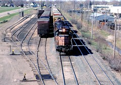 After the Acquistion (pennsy5929) Tags: sooline railroads milwaukeeroad
