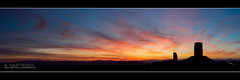 Coucher de soleil (R. Grattessol Photographie) Tags: sunset france tour sony alpha coucherdesoleil 2012 panoramique a77 cokin drme rhnealpes mercurol p121l alpha77