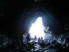 flamborough cave (northern green pixie) Tags: cave flamborough