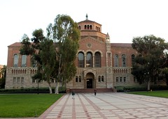 UCLA  Powell Library (Prayitno / Thank you for (12 millions +) view) Tags: california campus la los university angeles library ucla powell uc konomark