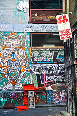 Melbourne Graffiti-1346.jpg (Tali C.) Tags: city travel streetart graffiti graphic australia melbourne victoria streetscape laneways bold edgy