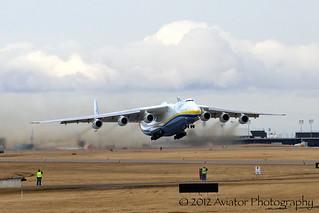 An-225 Mriya - Departure 2 11/52