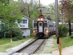 CHIEF (codeeightythree) Tags: city michigan chief indiana interurban nictd pantograph electricrailroad southshorerailroad